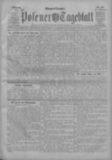 Posener Tageblatt 1908.03.11 Jg.47 Nr119