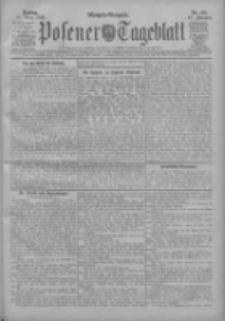Posener Tageblatt 1908.03.13 Jg.47 Nr123