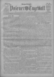 Posener Tageblatt 1908.03.14 Jg.47 Nr125