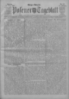 Posener Tageblatt 1908.03.15 Jg.47 Nr127