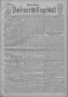 Posener Tageblatt 1908.03.18 Jg.47 Nr131