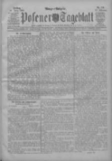 Posener Tageblatt 1908.03.20 Jg.47 Nr135