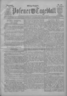 Posener Tageblatt 1908.03.22 Jg.47 Nr138