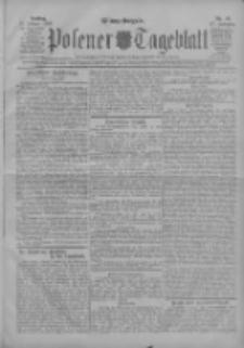 Posener Tageblatt 1908.01.10 Jg.47 Nr16