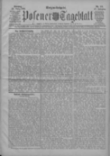 Posener Tageblatt 1908.03.29 Jg.47 Nr151