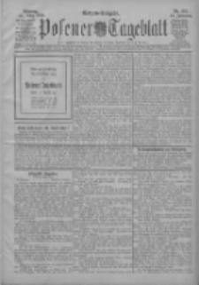 Posener Tageblatt 1908.03.31 Jg.47 Nr153