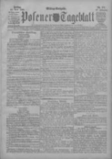 Posener Tageblatt 1908.04.10 Jg.47 Nr172