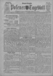 Posener Tageblatt 1908.04.16 Jg.47 Nr181