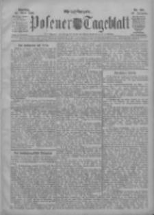 Posener Tageblatt 1908.04.21 Jg.47 Nr186