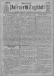 Posener Tageblatt 1908.04.22 Jg.47 Nr187