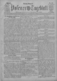Posener Tageblatt 1908.04.22 Jg.47 Nr188