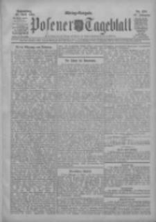 Posener Tageblatt 1908.04.23 Jg.47 Nr190