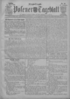 Posener Tageblatt 1908.04.24 Jg.47 Nr191