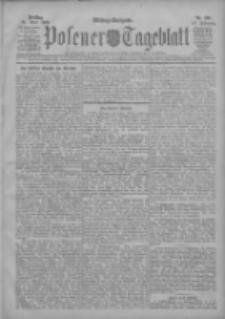 Posener Tageblatt 1908.04.24 Jg.47 Nr192