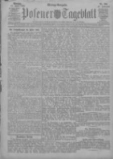 Posener Tageblatt 1908.04.27 Jg.47 Nr196