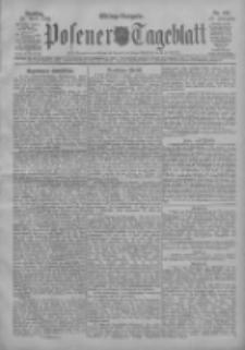 Posener Tageblatt 1908.04.28 Jg.47 Nr198