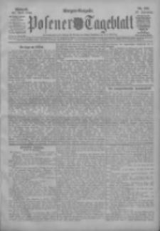 Posener Tageblatt 1908.04.29 Jg.47 Nr199
