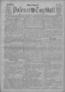Posener Tageblatt 1908.04.30 Jg.47 Nr201