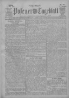 Posener Tageblatt 1908.05.01 Jg.47 Nr204
