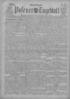 Posener Tageblatt 1908.05.04 Jg.47 Nr208