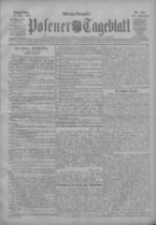 Posener Tageblatt 1908.05.07 Jg.47 Nr214