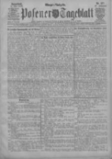 Posener Tageblatt 1908.05.09 Jg.47 Nr217