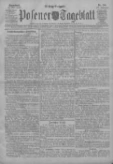 Posener Tageblatt 1908.05.09 Jg.47 Nr218
