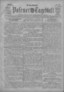 Posener Tageblatt 1908.05.11 Jg.47 Nr220