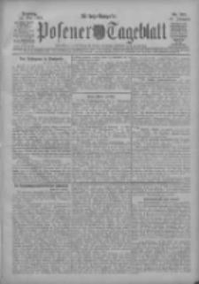 Posener Tageblatt 1908.05.12 Jg.47 Nr222