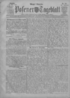 Posener Tageblatt 1908.05.17 Jg.47 Nr231