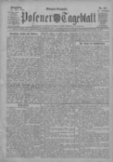 Posener Tageblatt 1908.05.21 Jg.47 Nr237