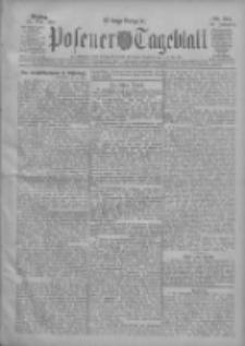 Posener Tageblatt 1908.05.25 Jg.47 Nr244