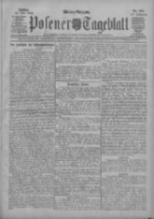 Posener Tageblatt 1908.05.29 Jg.47 Nr250
