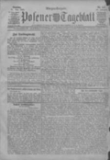 Posener Tageblatt 1908.05.31 Jg.47 Nr253