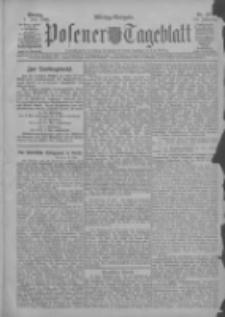 Posener Tageblatt 1908.06.01 Jg.54 Nr254