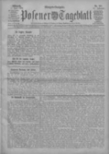 Posener Tageblatt 1908.06.03 Jg.47 Nr257