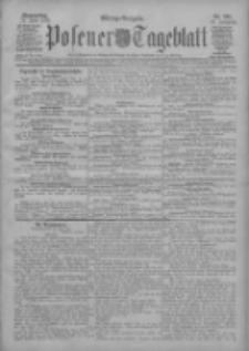 Posener Tageblatt 1908.06.04 Jg.47 Nr260