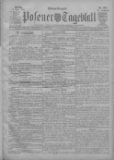 Posener Tageblatt 1908.06.05 Jg.47 Nr262