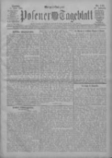 Posener Tageblatt 1908.06.07 Jg.47 Nr265
