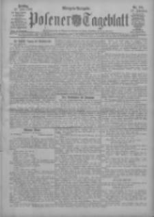 Posener Tageblatt 1908.06.12 Jg.47 Nr271