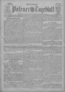 Posener Tageblatt 1908.06.12 Jg.47 Nr272