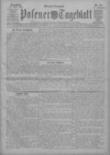 Posener Tageblatt 1908.06.13 Jg.47 Nr273