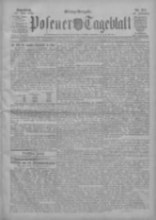 Posener Tageblatt 1908.06.13 Jg.47 Nr274