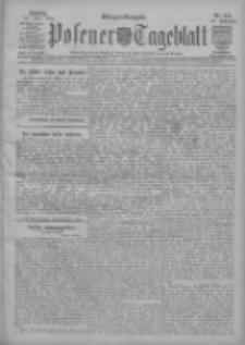 Posener Tageblatt 1908.06.14 Jg.47 Nr275