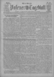 Posener Tageblatt 1908.06.15 Jg.47 Nr276