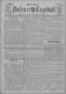 Posener Tageblatt 1908.06.16 Jg.47 Nr277