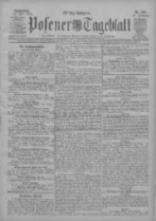 Posener Tageblatt 1908.06.18 Jg.47 Nr282
