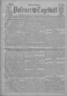 Posener Tageblatt 1908.06.19 Jg.47 Nr284