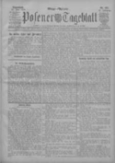 Posener Tageblatt 1908.06.20 Jg.47 Nr285