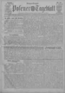 Posener Tageblatt 1908.06.21 Jg.47 Nr287